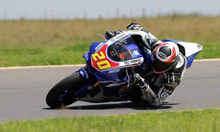 SuperGP back on track at Red Star