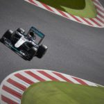 Hamilton on pole in Spain