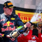 Verstappen stuns on Red Bull debut