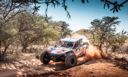All change in Special Vehicle championship after Desert Race