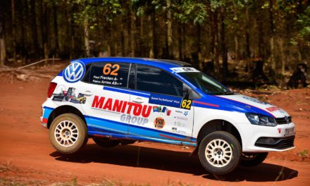 Rally action heads for the Eastern Cape