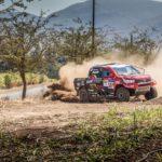 Toyota Gazoo Racing SA duo top the time sheets in Malalane