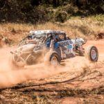 Hutchison and Stassen win Nkomazi 450 prologue