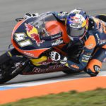 Binder grabs last gasp pole at Brno