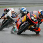 Binder crashes out in Brno