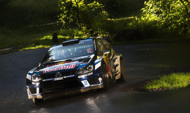 Ogier wins in Germany