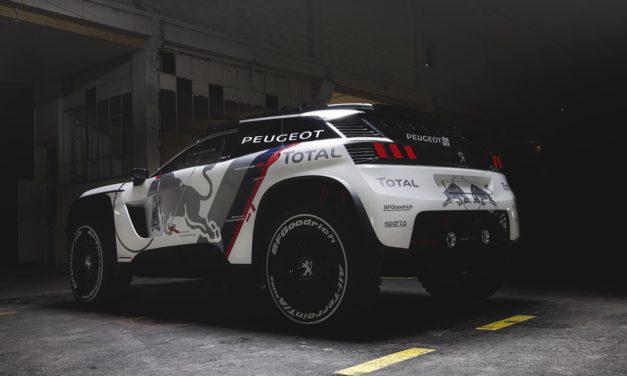 Peugeot target back-to-back Dakar wins with new car