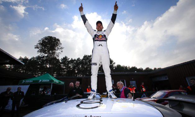 Ekstrom wraps up 2016 title in Germany