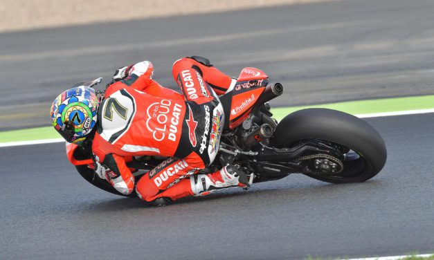 Two for Davies in France