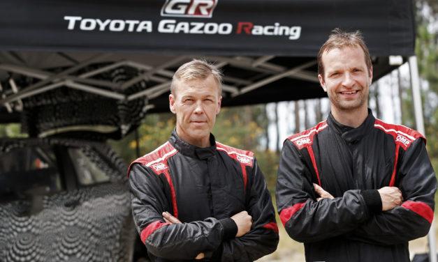 Juho Hänninen named as TOYOTA GAZOO Racing WRC driver in 2017