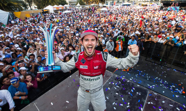 Daniel Abt takes first Formula E victory for Audi
