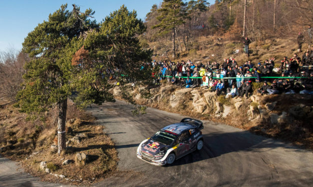 Five in a row for Ogier