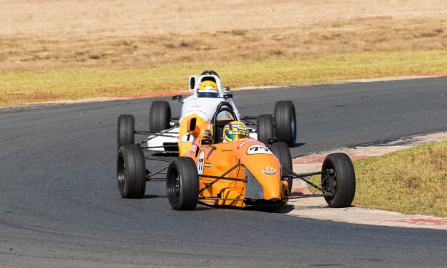 Venter gets his title defence underway at Red Star